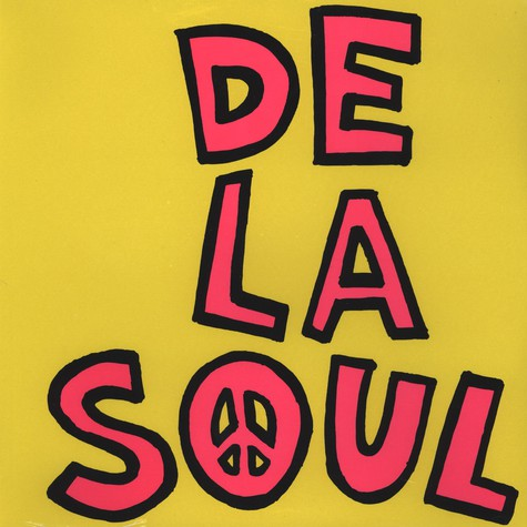 De La Soul - Me myself and i Neopolitan mix