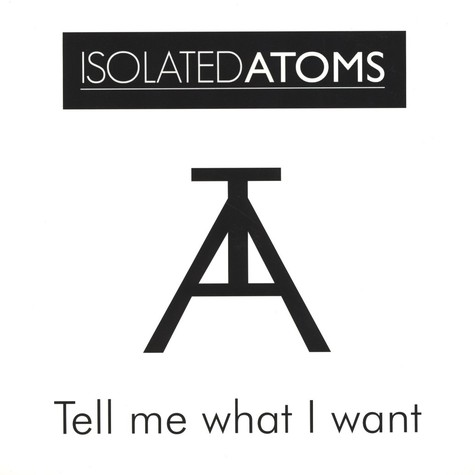Isolated Atoms - Tell Me What I Want