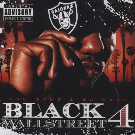 Game & Dj Haze                 - Black Wall Street Volume 4