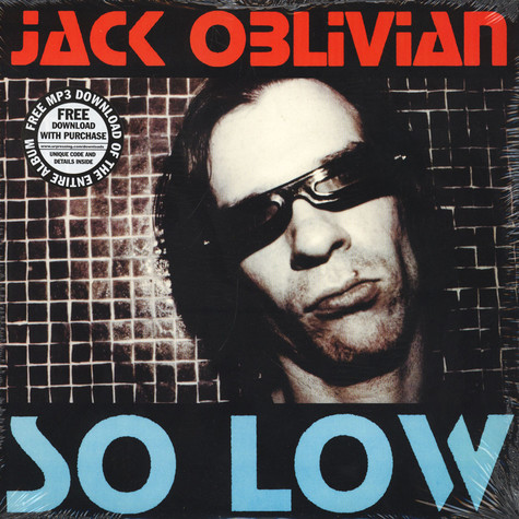 Jack Oblivian - So Low / American Slang