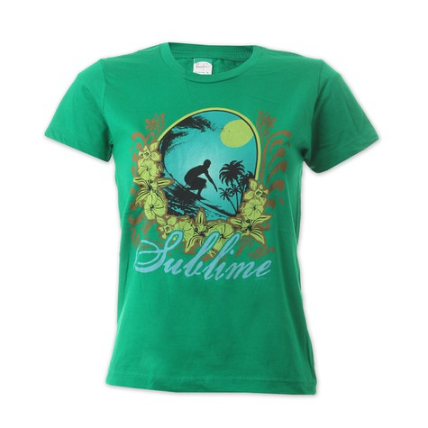 Sublime - Girls Surf Women T-Shirt