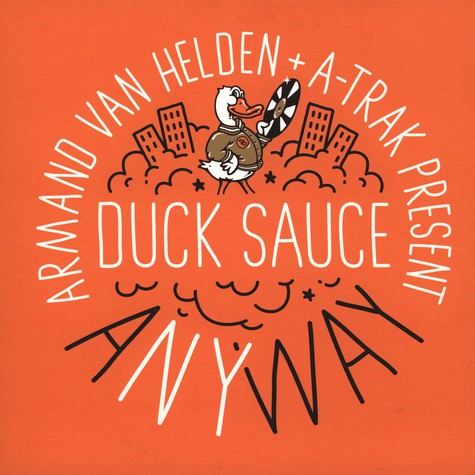 Duck Sauce (Armand Van Helden & A-Trak) - aNYway