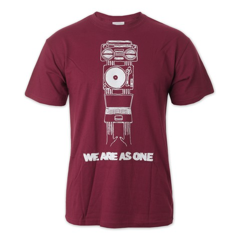 DMC - We Are As One T-Shirt