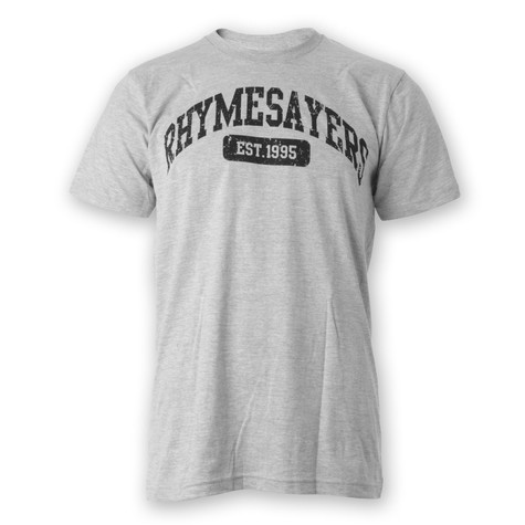 Rhymesayers - Collegiate T-Shirt