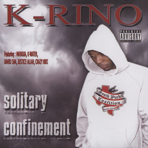 K Rino - Solitary Confinement