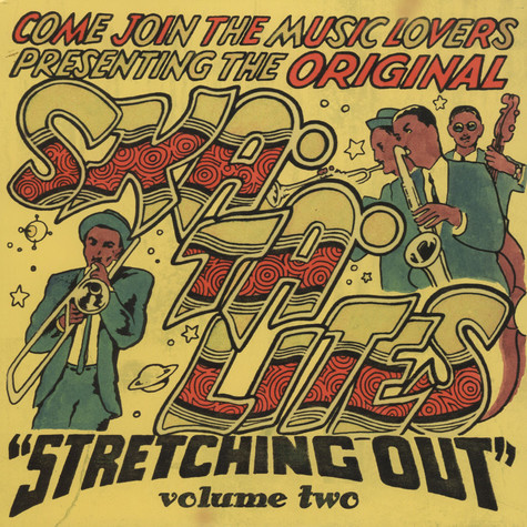 Skatalites - Stretching Out Volume 2
