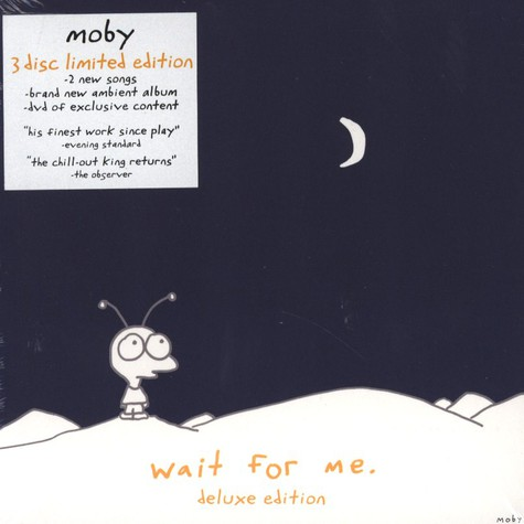 Moby - Wait For Me Special Edition