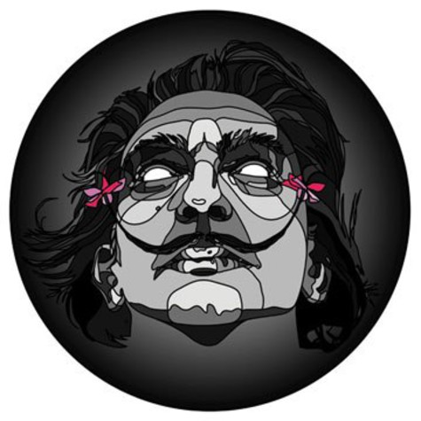 Sicmats - Dali By Dave Flores Slipmat