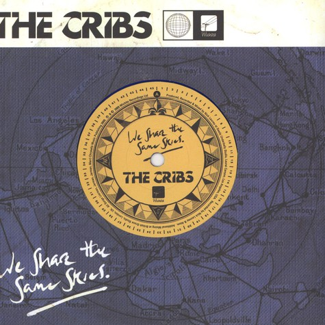 Cribs, The - We Share The Same Skies