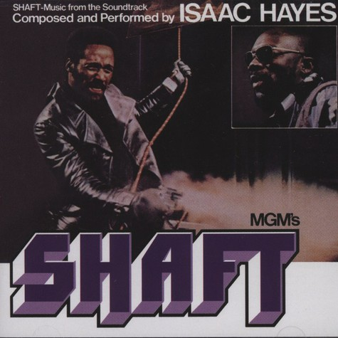 Isaac Hayes - Shaft Deluxe Edition