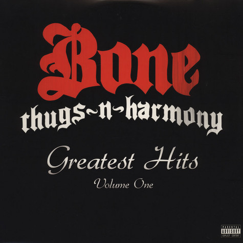 Bone Thugs-N-Harmony - Greatest Hits Vinyl Volume 1
