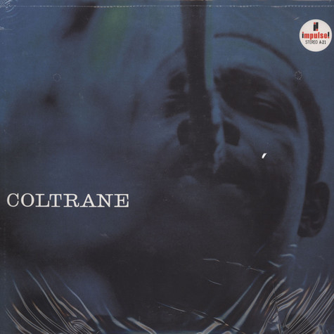John Coltrane - Coltrane Limited Numbered Edition