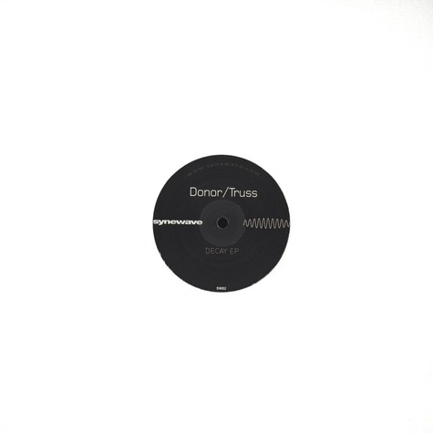 Donor / Truss - Decay EP