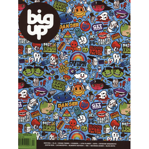 Big Up Magazine - Issue 5