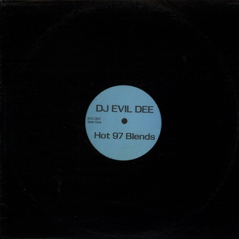 DJ Evil Dee - Hot 97 Blends