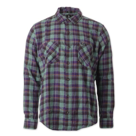 LRG - The Slacker L/S Woven Shirt
