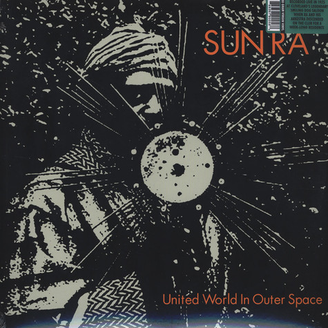 Sun Ra - United World In Outer Space