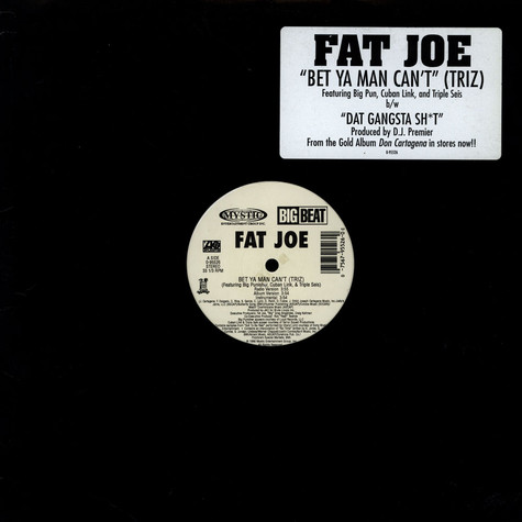 Fat Joe - Bet ya man can't feat. Big Pun, Cuban Link & Triple Seis