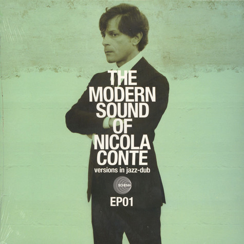 Nicola Conte - The Modern Sound Sampler Volume 1