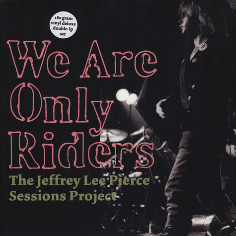 V.A. - We Are Only Riders