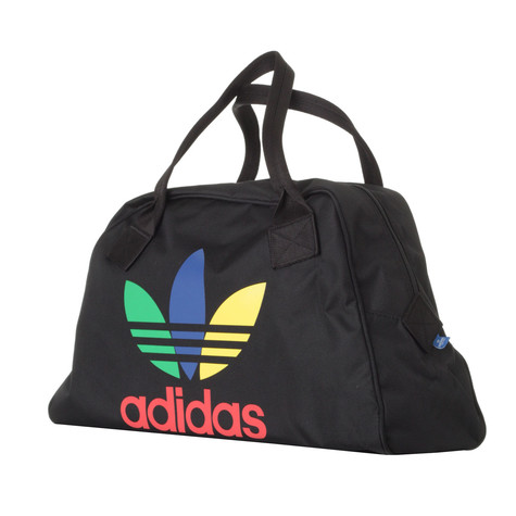 adidas - AdiGrün Hold All Bag (Black)  0d0c77e7971e4