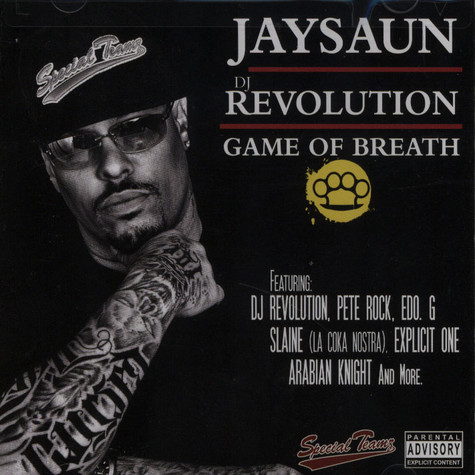 Jaysaun & DJ Revolution - Game Of Breath
