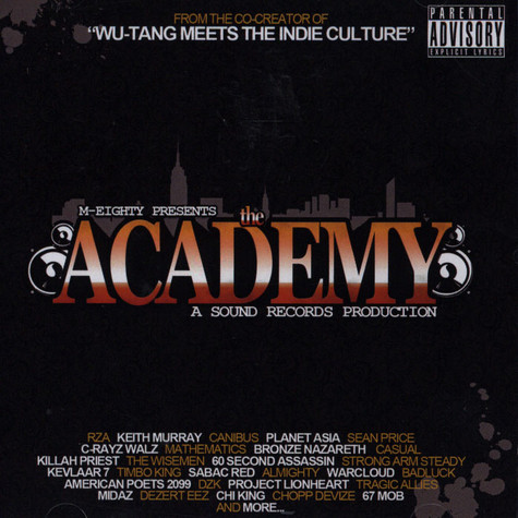 M-Eighty presents - The Academy