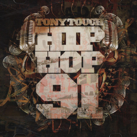 Tony Touch - Hip Hop 91