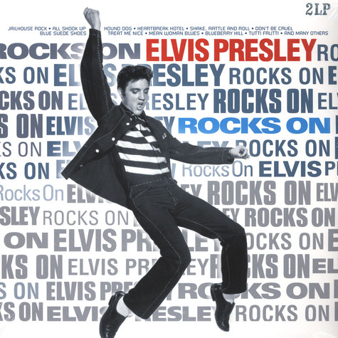 Elvis Presley - Rocks On