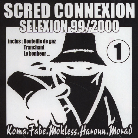 Scred Connexion - Scred Selexion Volume 1