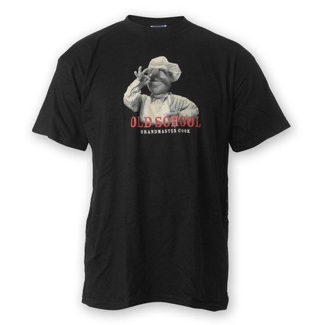 Muppets, The - Old School Cook T-Shirt