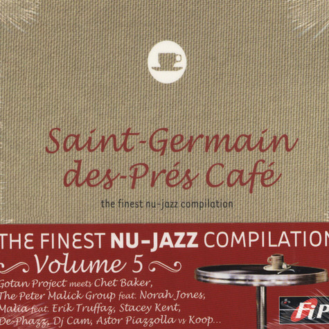 Saint Germain Des Pres Cafe - Volume 5