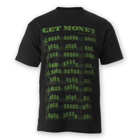Mixerfriendly - Get Money T-Shirt