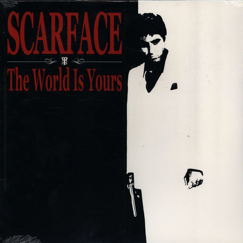 Scarface Breaks - The World Is Yours