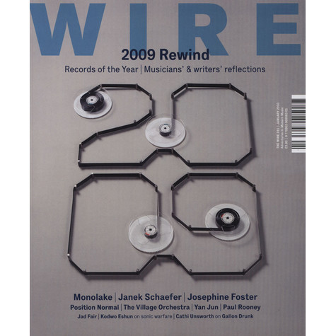 Wire Magazine - Issue 311 - 2010 - January
