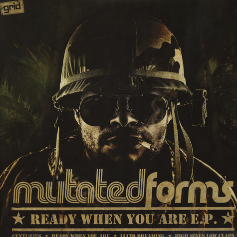 Mutated Forms - Ready When You Are EP