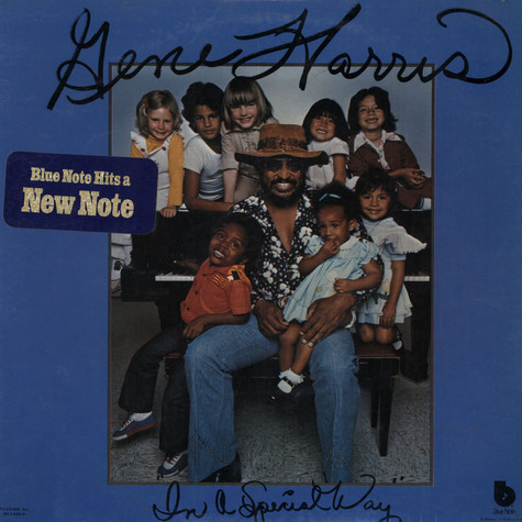 Gene Harris - In A Special Way