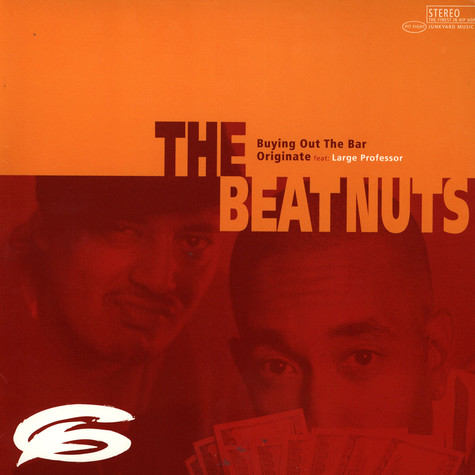 Beatnuts, The - Buying Out The Bar