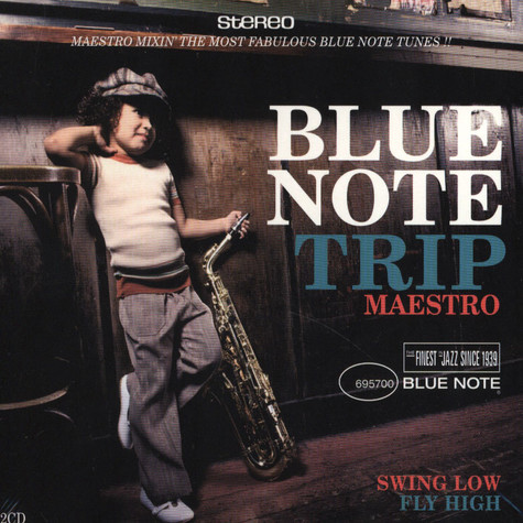 V.A. - Blue Note Trip - Volume 8 - Swing Low & Fly High