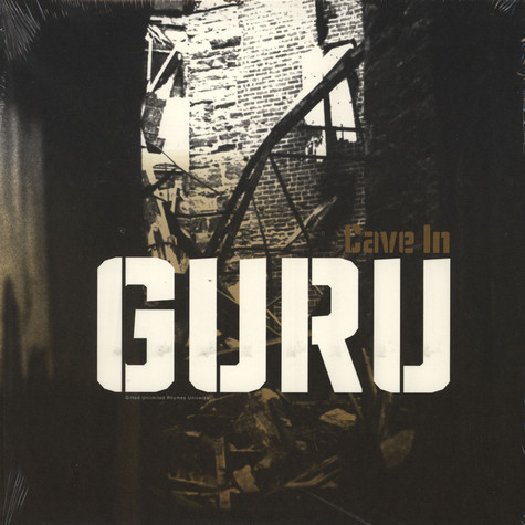 Guru of Gang Starr - Cave In