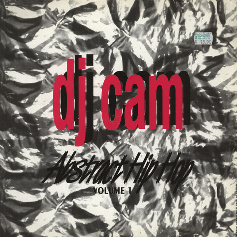 DJ Cam - Abstract Hiphop Volume 1