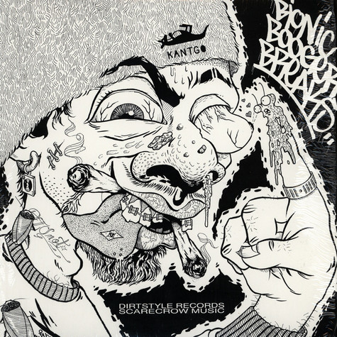 Darth Fader & Scarecrow Willy - Bionic Booger Breaks