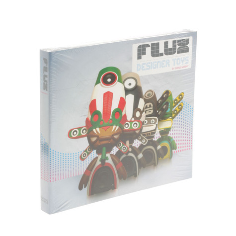 Shawn Wright - Flux - Designer Toys