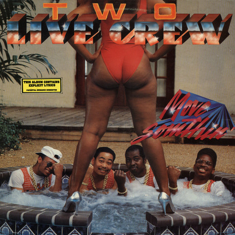 2 Live Crew, The - Move Somthin