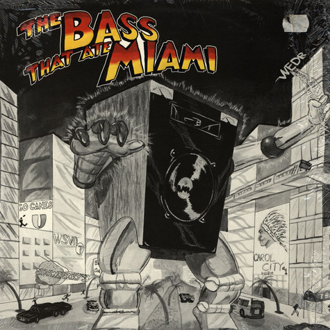 V.A. - The Bass That Ate Miami