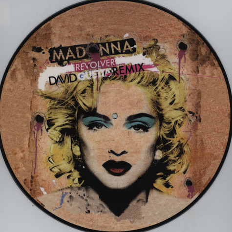 Madonna Vs. David Guetta - Revolver Remix