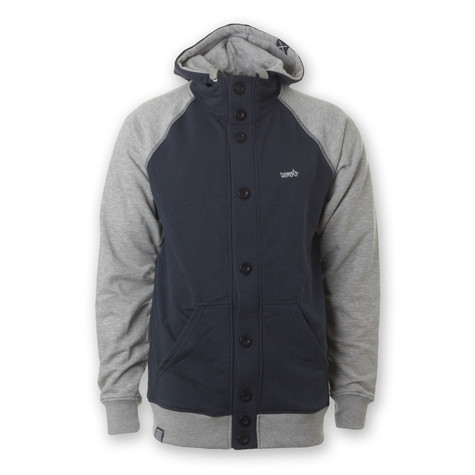 Wemoto - Bliss 2 Button Up Hooded Jacket