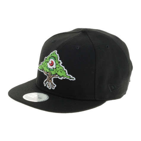 LRG - Eye Of The Beholder New Era Snapback Cap