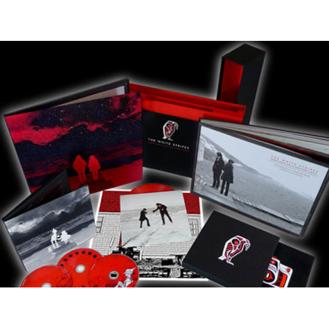 White Stripes, The - Under Great White Northern Lights Deluxe Box