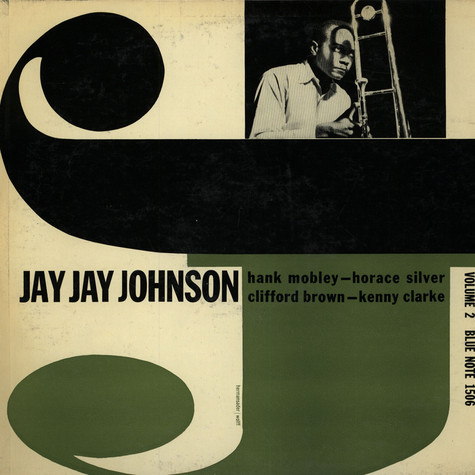 Jay Jay Johnson - The Eminent Jay Jay Johnson Volume 2